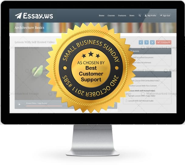 Best customer support writing service