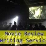 Movie review writing help