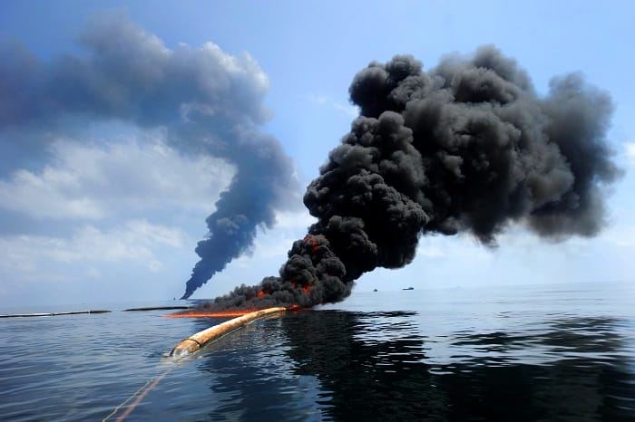 The Bp Oil Spill In The Gulf Of Mexico Essay
