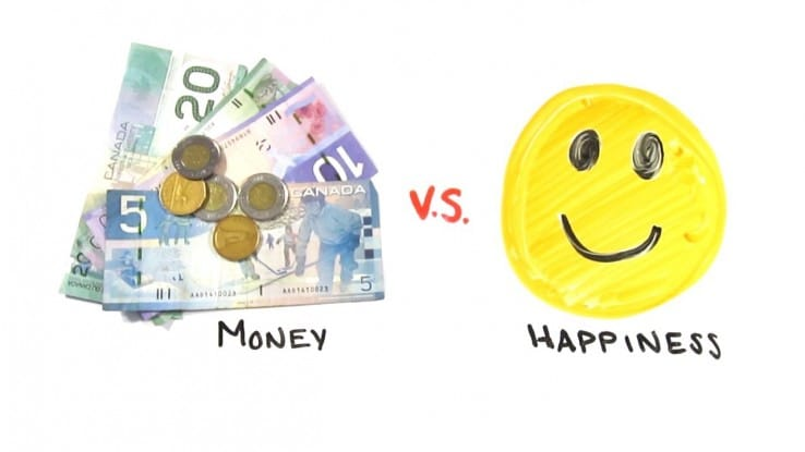 Money happiness essay